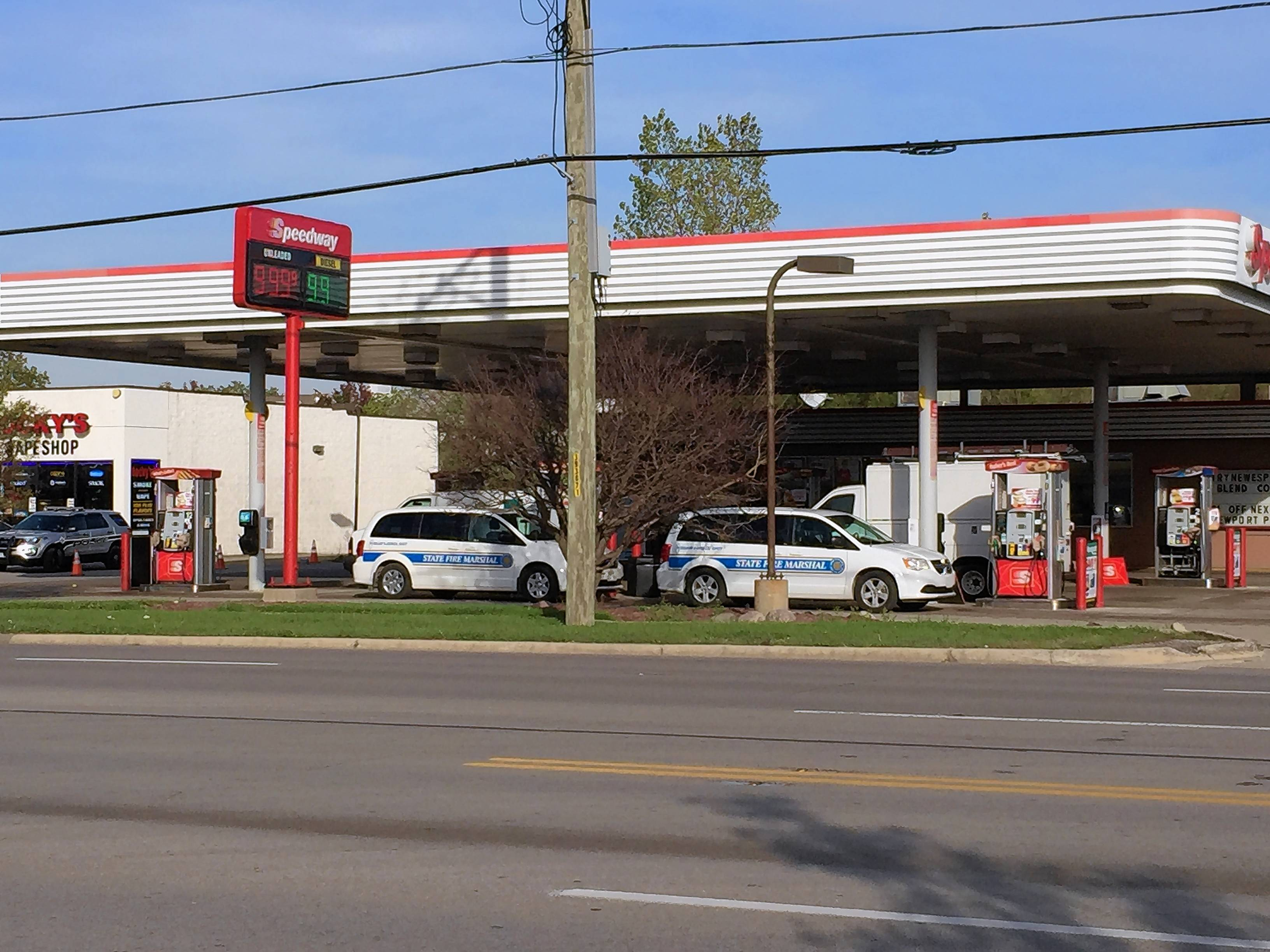 A lawsuit filed by Illinois Attorney General Lisa Madigan and DuPage County State's Attorney Robert Berlin seeks to keep this Speedway station closed at 6241 Cass Ave. in Westmont.
