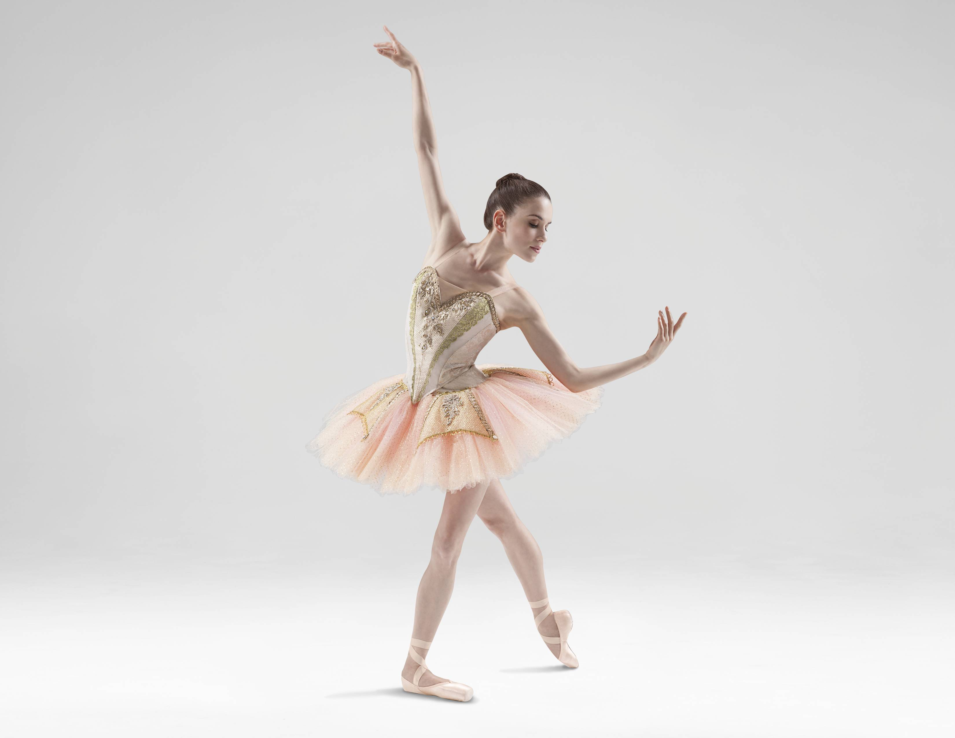 Abigail Simon of the Joffrey Ballet