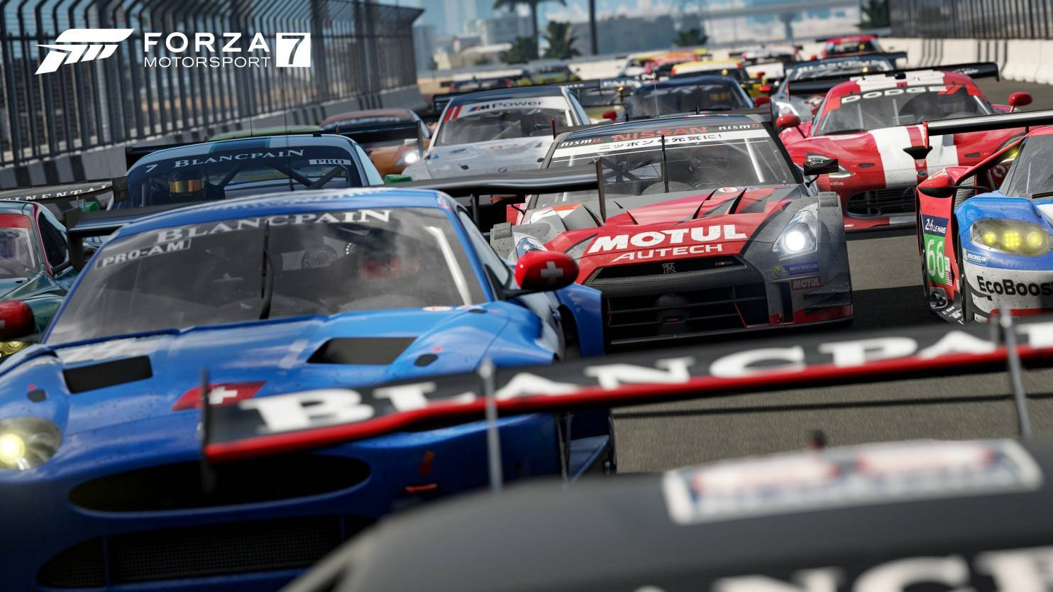Will Forza 7 look as good on the console as it does in the demos?