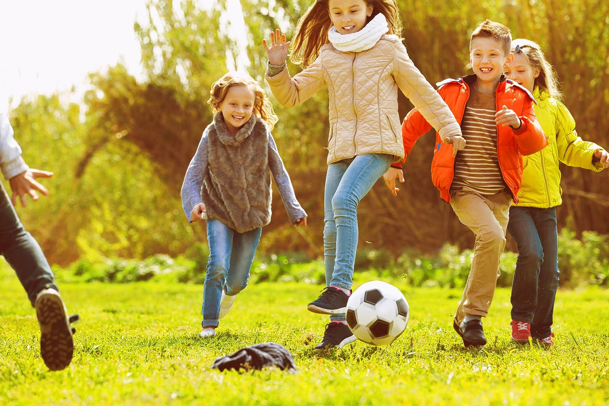 Children should be encouraged to play sports for the health benefit, focusing on the effort, not the outcome, says Dr. Albert Knuth, pediatric orthopedic surgeon at Advocate Children's Hospital.