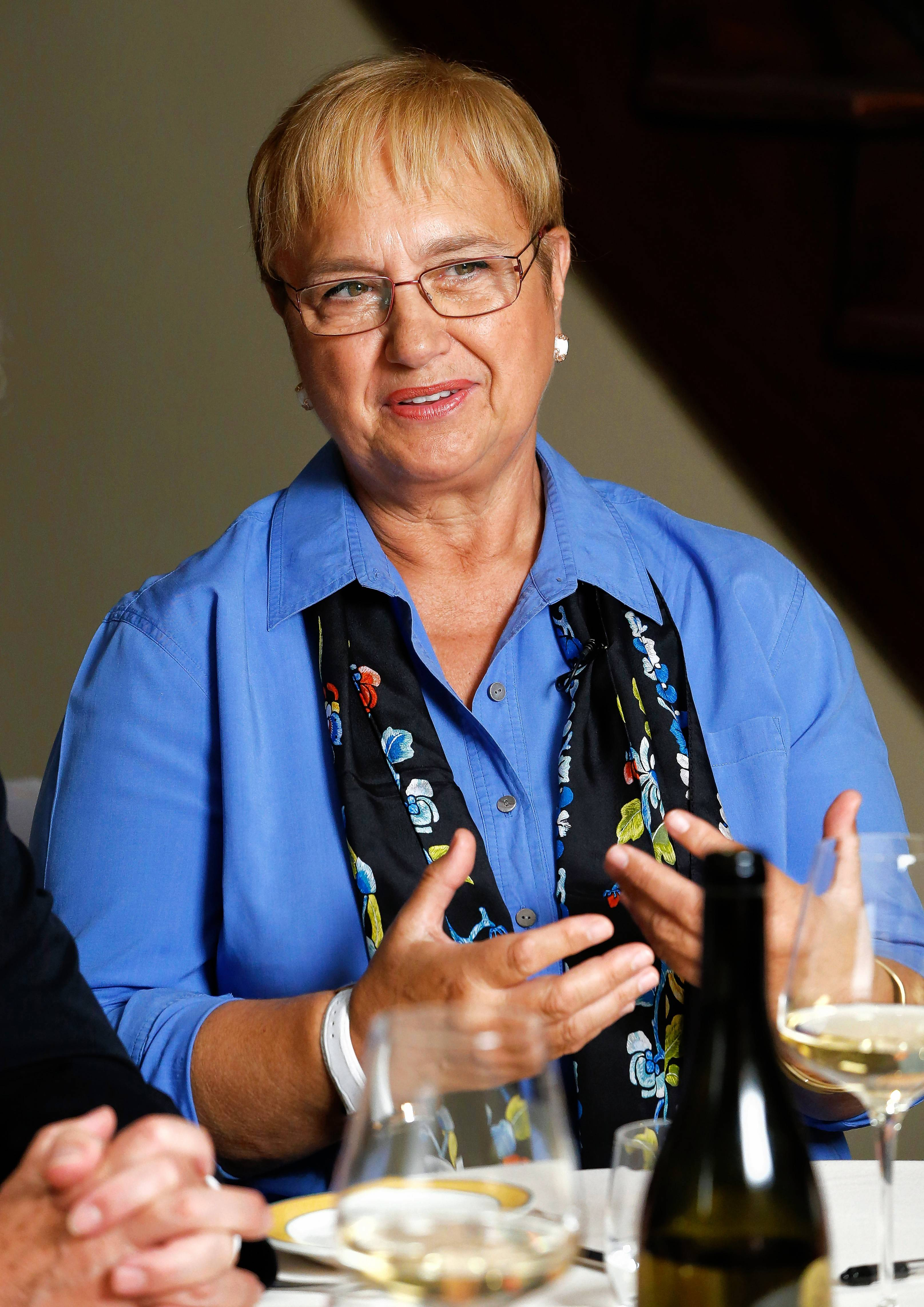 Emmy Award-winning TV chef Lidia Bastianich discusses her new cookbook Thursday, Nov. 9, in Belushi Performance Hall at the McAninch Arts Center at the College of DuPage.