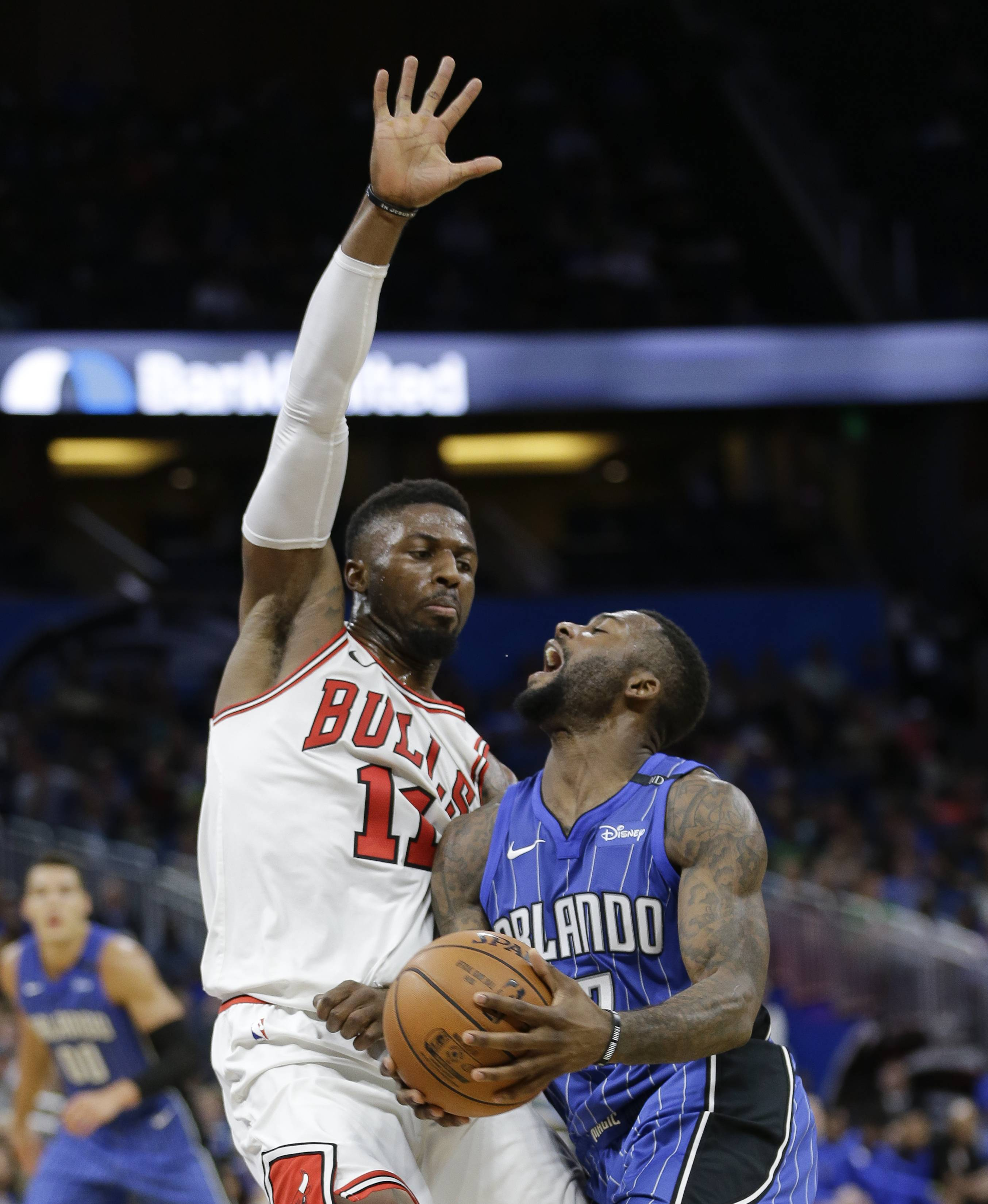 "Chicago Bulls' David Nwaba started his third straight game Saturday, and coach Fred Hoiberg said he brings a ""toughness factor"" to the starting lineup."