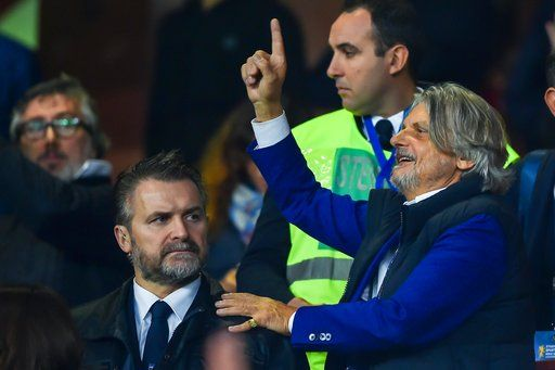 Samp Wins At Genoa In City Derby Crotone Beats Bologna