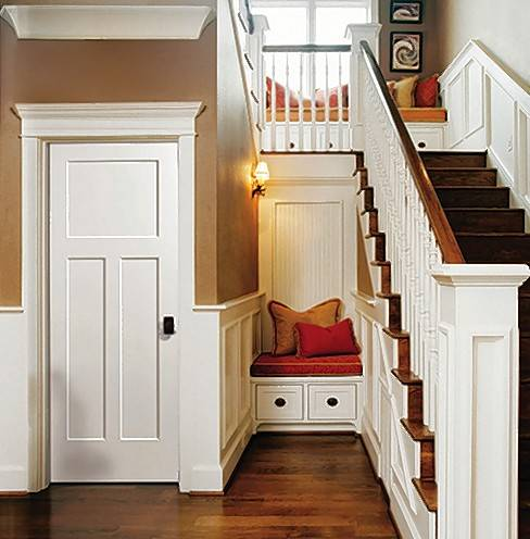 Winslow craftsman-style doors are one of the most popular styles installed by HomeStory of Chicago.
