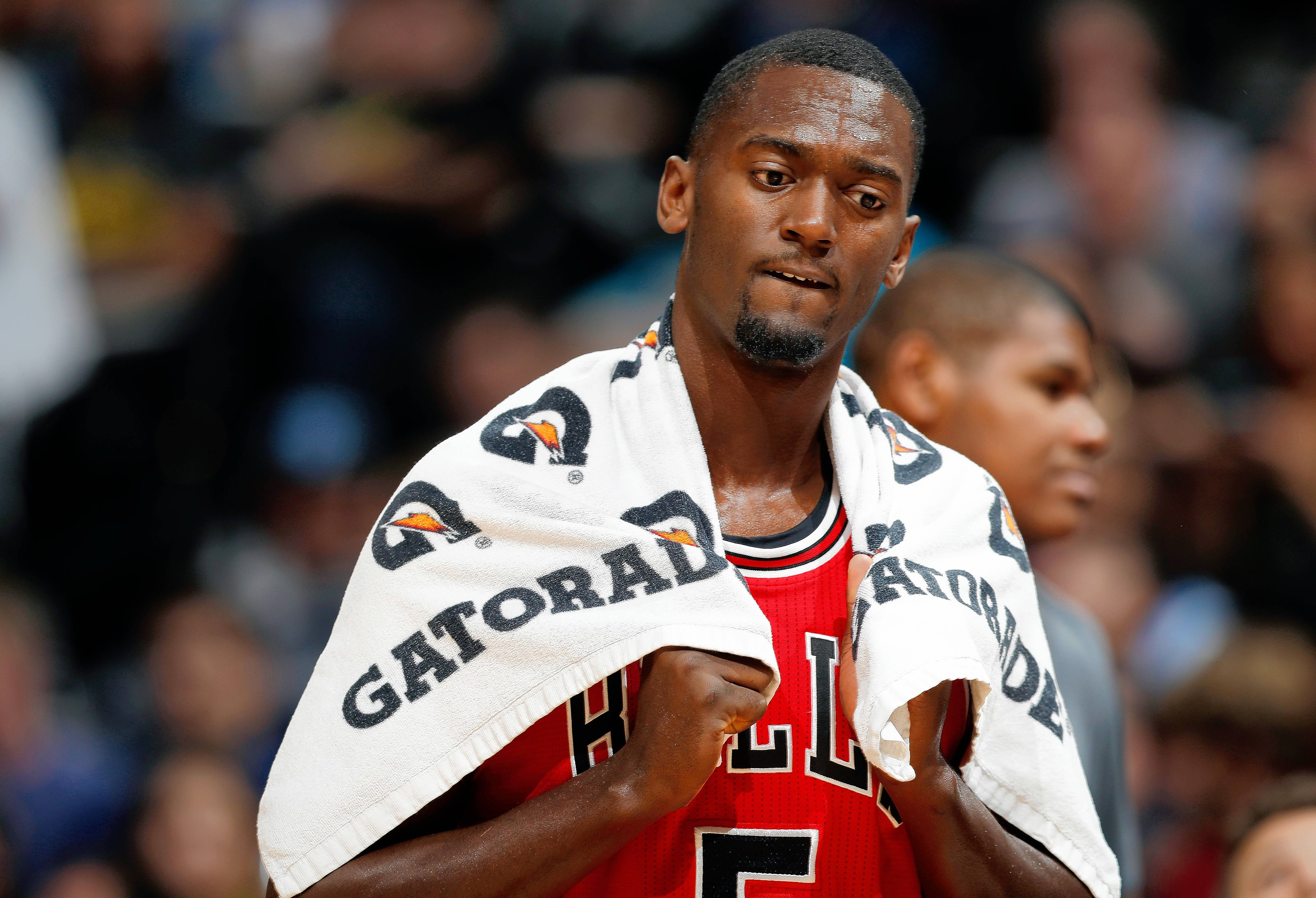 Portis suspension set to end, but awkward situation remains for Chicago Bulls