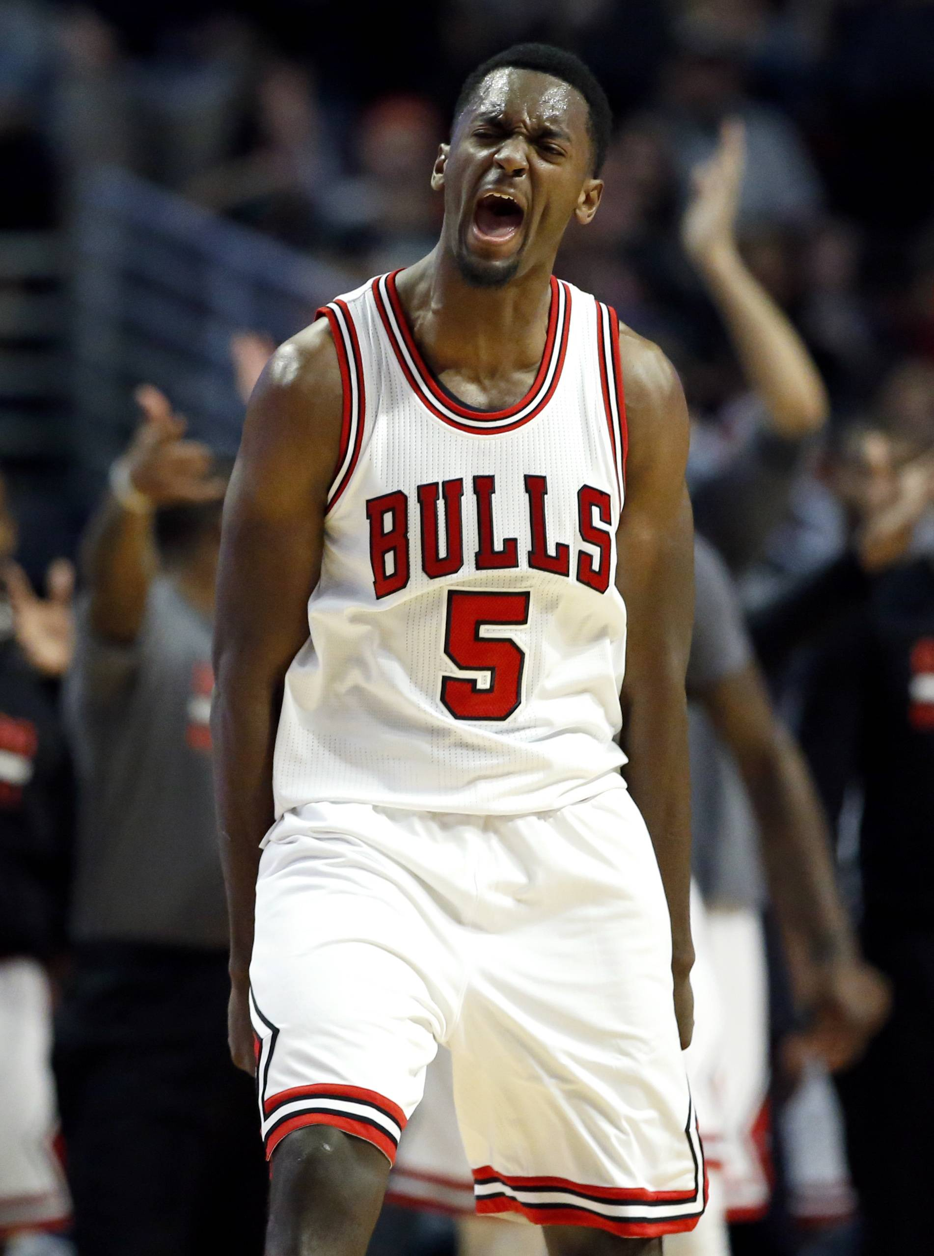 Chicago Bulls forward Bobby Portis is expected to play on Tuesday now that he has completed serving an eight-game suspension for an altercation that injured teammate Nikola Mirotic.