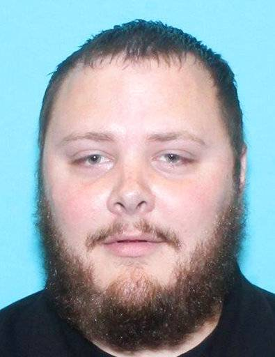 This undated photo provided by the Texas Department of Public Safety shows Devin Kelley, the suspect in the shooting at the First Baptist Church in Sutherland Springs, Texas, on Sunday, Nov. 5, 2017. A short time after the shooting, Kelley was found dead in his vehicle. (Texas Department of Public Safety via AP)