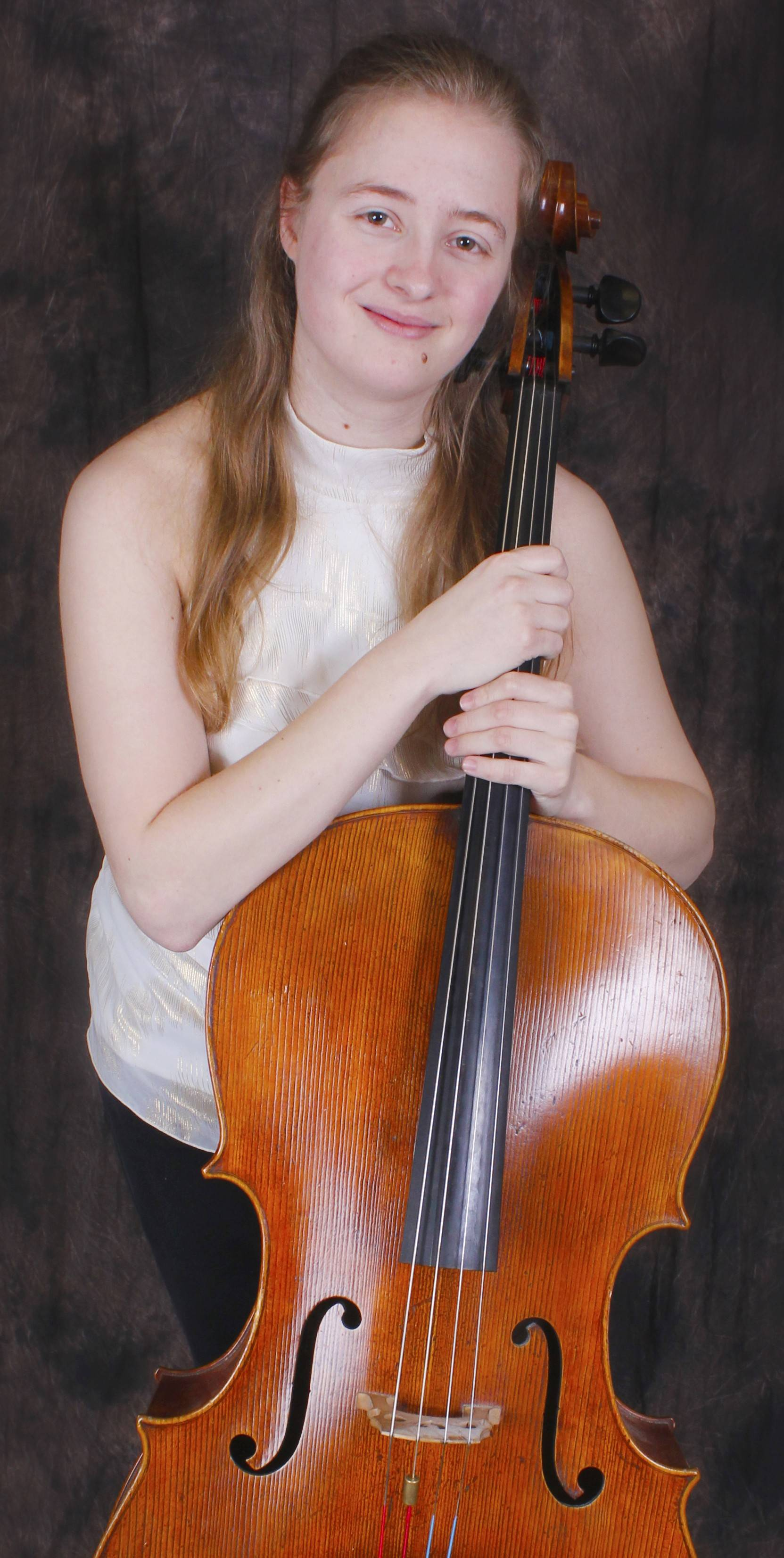 Cellist Emily Camras, a member of Temple B'nai Israel in Aurora, will perform a recital on Sunday, Nov. 19, at Congregation Beth Shalom in Naperville.