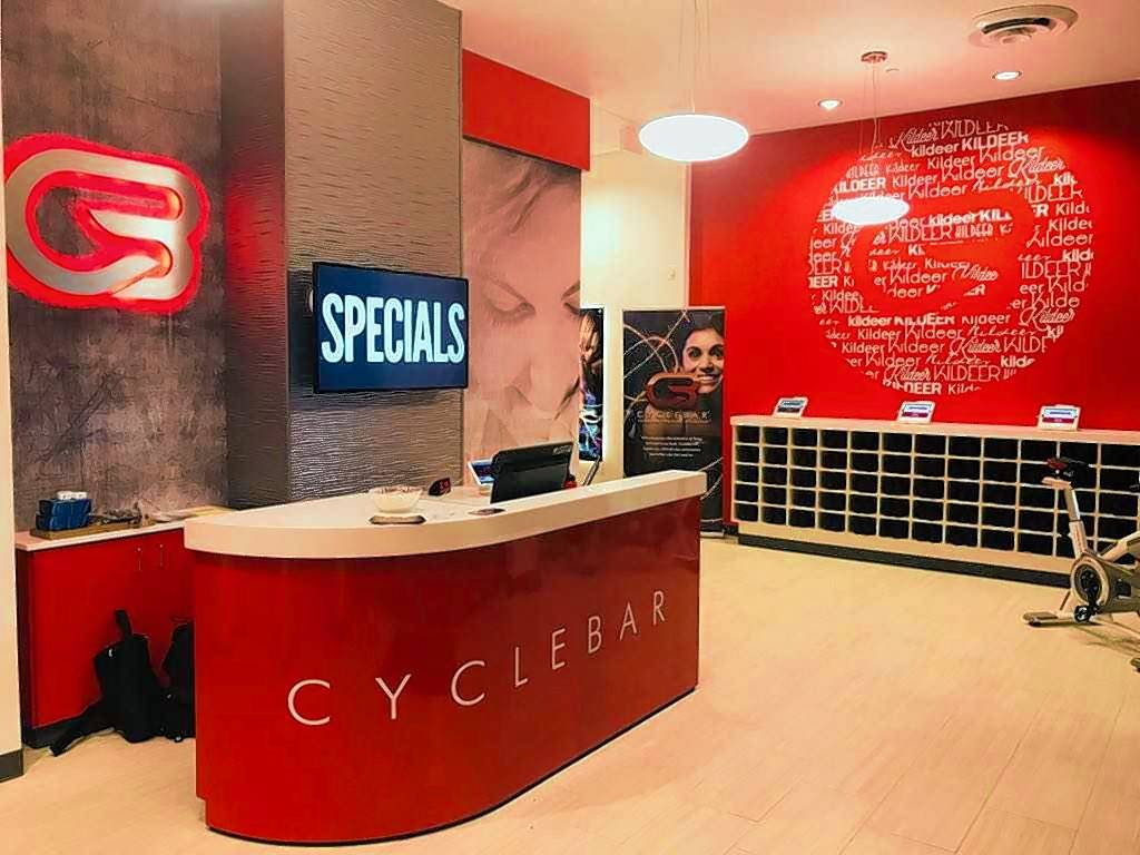 CycleBar, a high-intensity, theater-like cycle studio, is opening Nov. 30 in Kildeer.