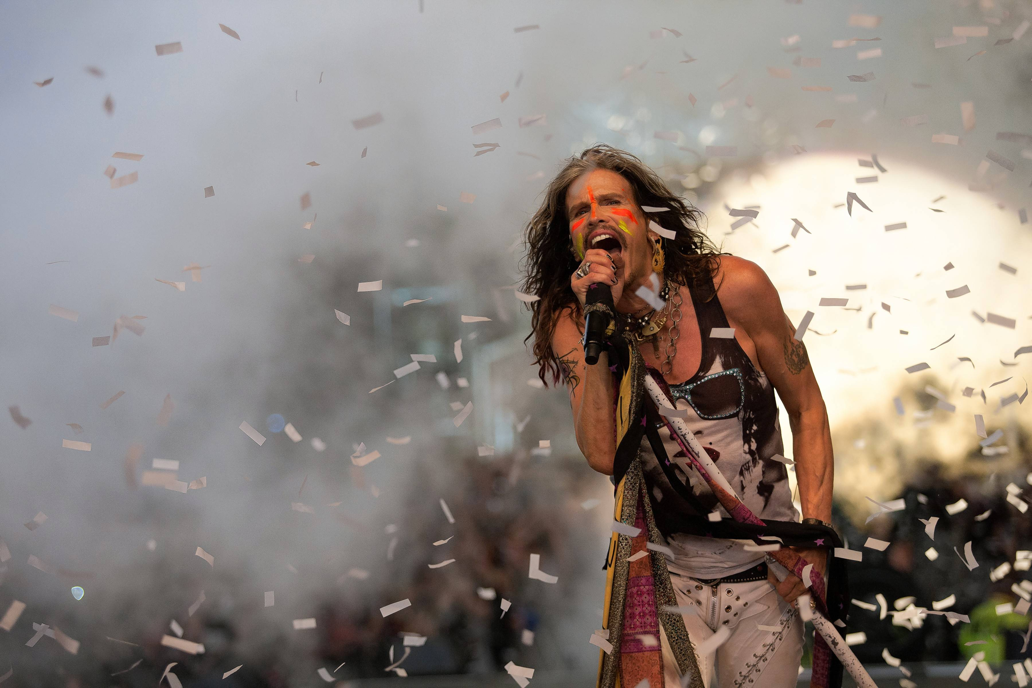 Steven Tyler will perform next July in Naperville during the Exchange Club's annual Ribfest celebration.
