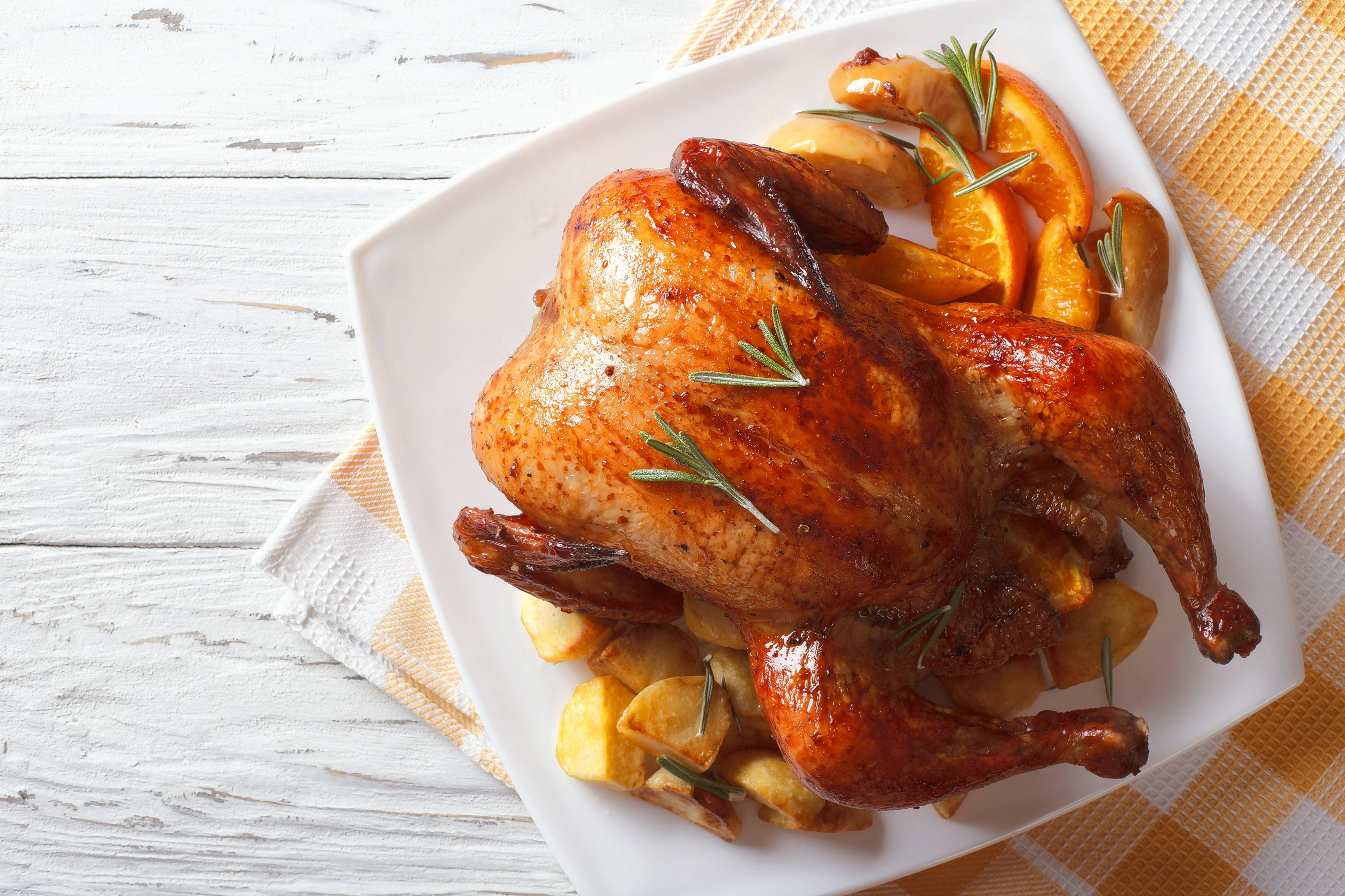 Thinkstock.comRoasted turkey is made more juicy and tender with a brine, says Don Mauer.
