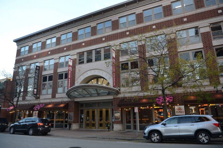 The Metropolis Performing Arts Centre in downtown Arlington Heights has announced a major gift to upgrade the lobby and other theater operations.