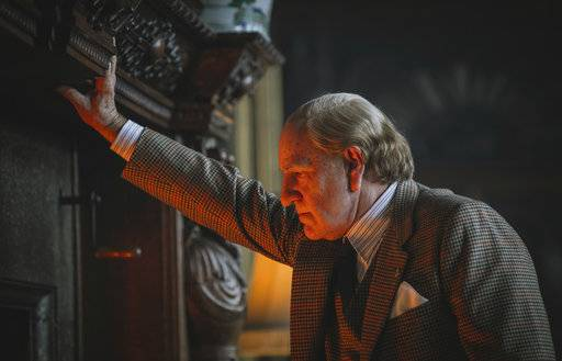 "In this image released by Sony, Kevin Spacey portrays J. Paul Getty in TriStar Pictures' ""All the Money in the World.""  Spacey is getting cut out of Ridley Scott's finished film ""All the Money in the World� and replaced by Christopher Plummer just over one month before it's supposed to hit theaters. People close to the production who were not authorized to speak publicly say Plummer is commencing reshoots immediately in the role of J. Paul Getty.  (Aidan Monaghan/Sony - TriStar Pictures via AP)"