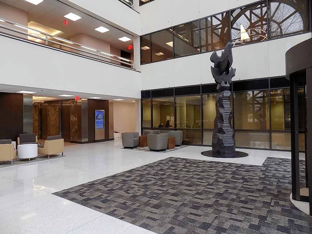The Missner Group said it has finished renovations at the Olympian Office Center located at 4343 Commerce Court in Lisle.