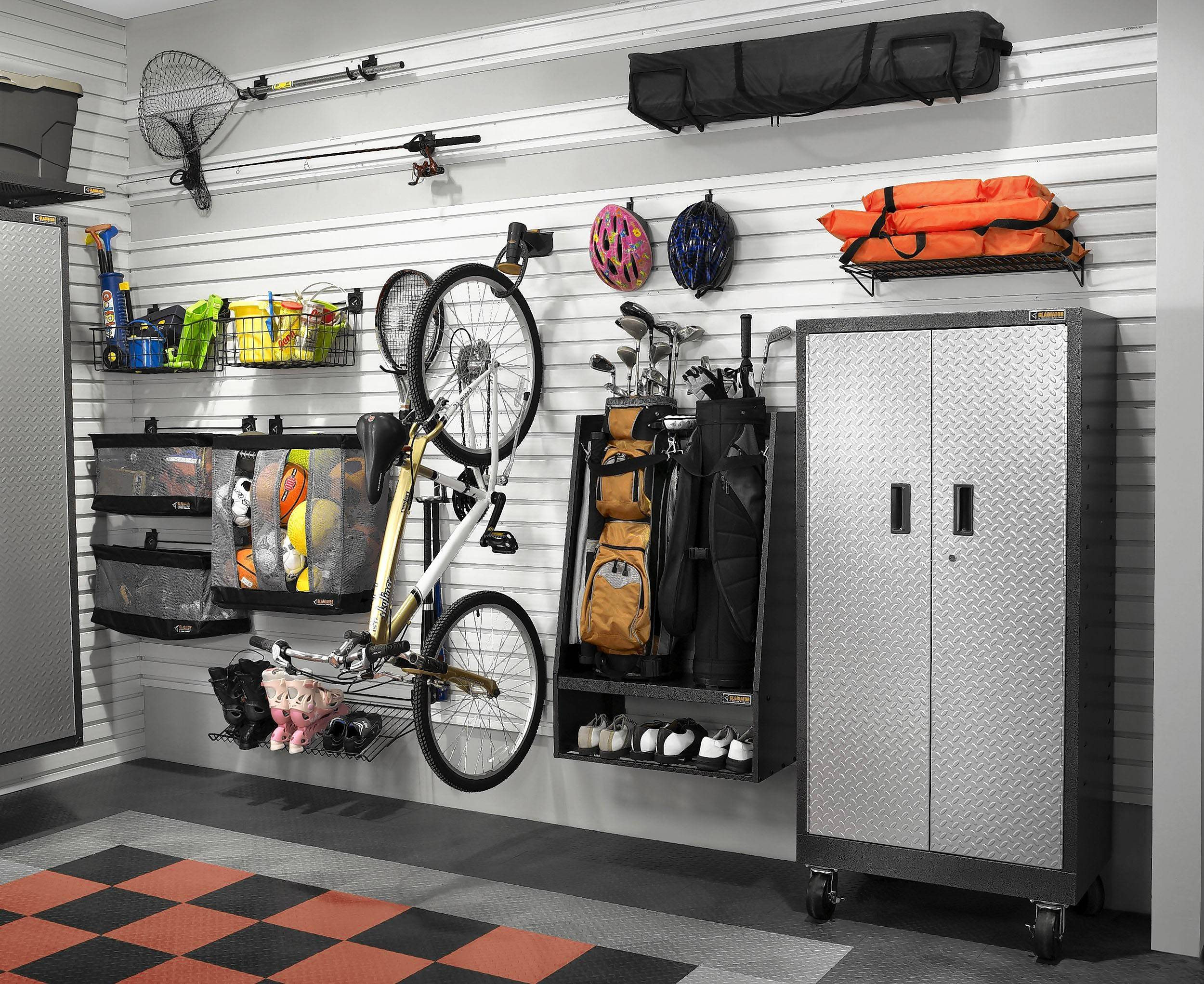 A small industry is developing among specialty contractors that organize and beautify garages.