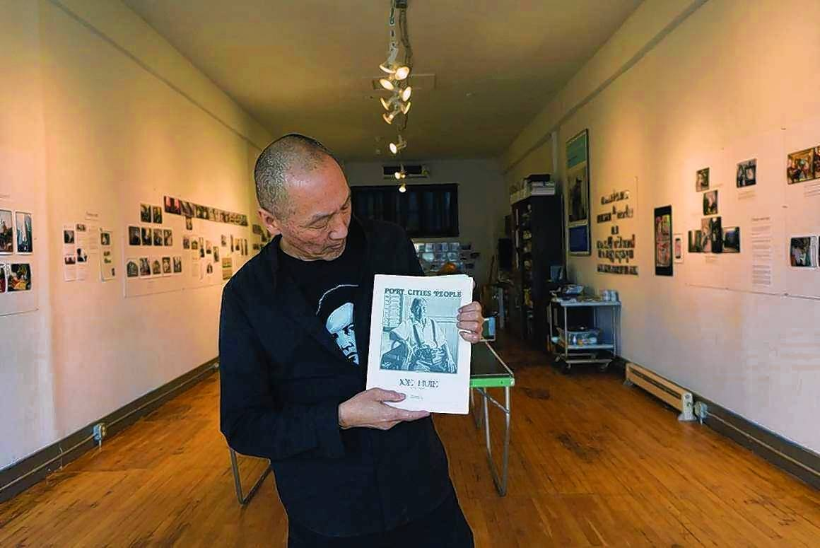 "Artist Wing Young Huie will spend a week photographing members of Naperville's Asian community for a new exhibit at Naper Settlement. The work is part of his four-year photo project called ""Chinese-ness."""