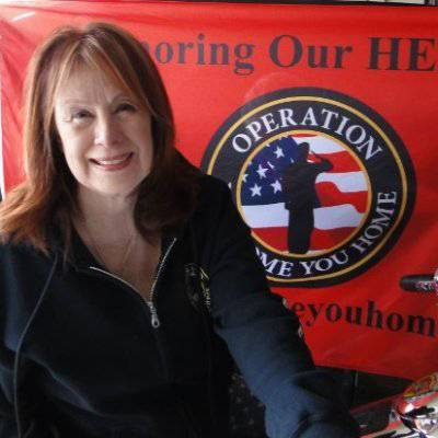 Donna Morsovillo started Naperville-based Operation Welcome You Home 10 years ago, after she helped a soldier get home from the airport with an escort and a lunch at the local VFW.