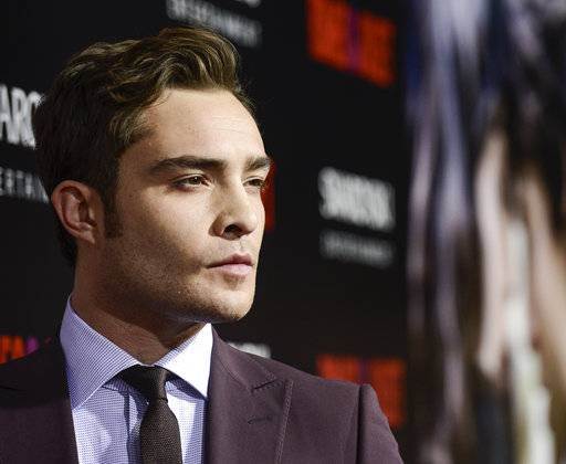 "FILE - In this Sept. 24, 2013 file photo, actor Ed Westwick arrives on the red carpet at the premiere of the feature film ""Romeo and Juliet"" at the ArcLight Hollywood, in Los Angeles. The BBC said Friday, Nov. 10, 2017, it is pulling a new Agatha Christie adaptation from its television schedule because of a sexual assault allegation against actor Westwick. Westwick has strenuously denied the allegation.   (Photo by Dan Steinberg/Invision/AP, File)"