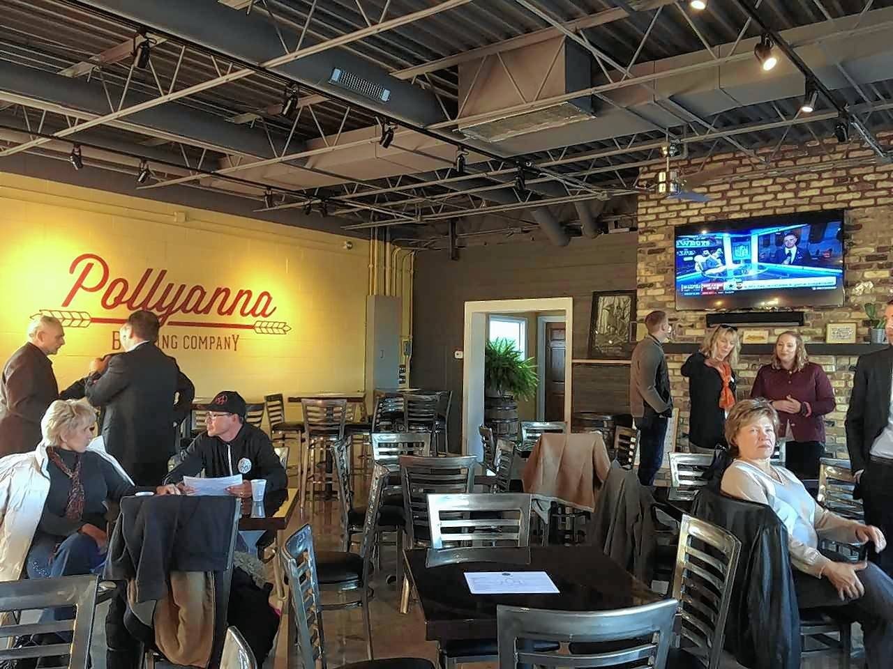 Pollyanna Brewing Co. is opening a new location in Roselle called Roselare Brewery & Tap Room.