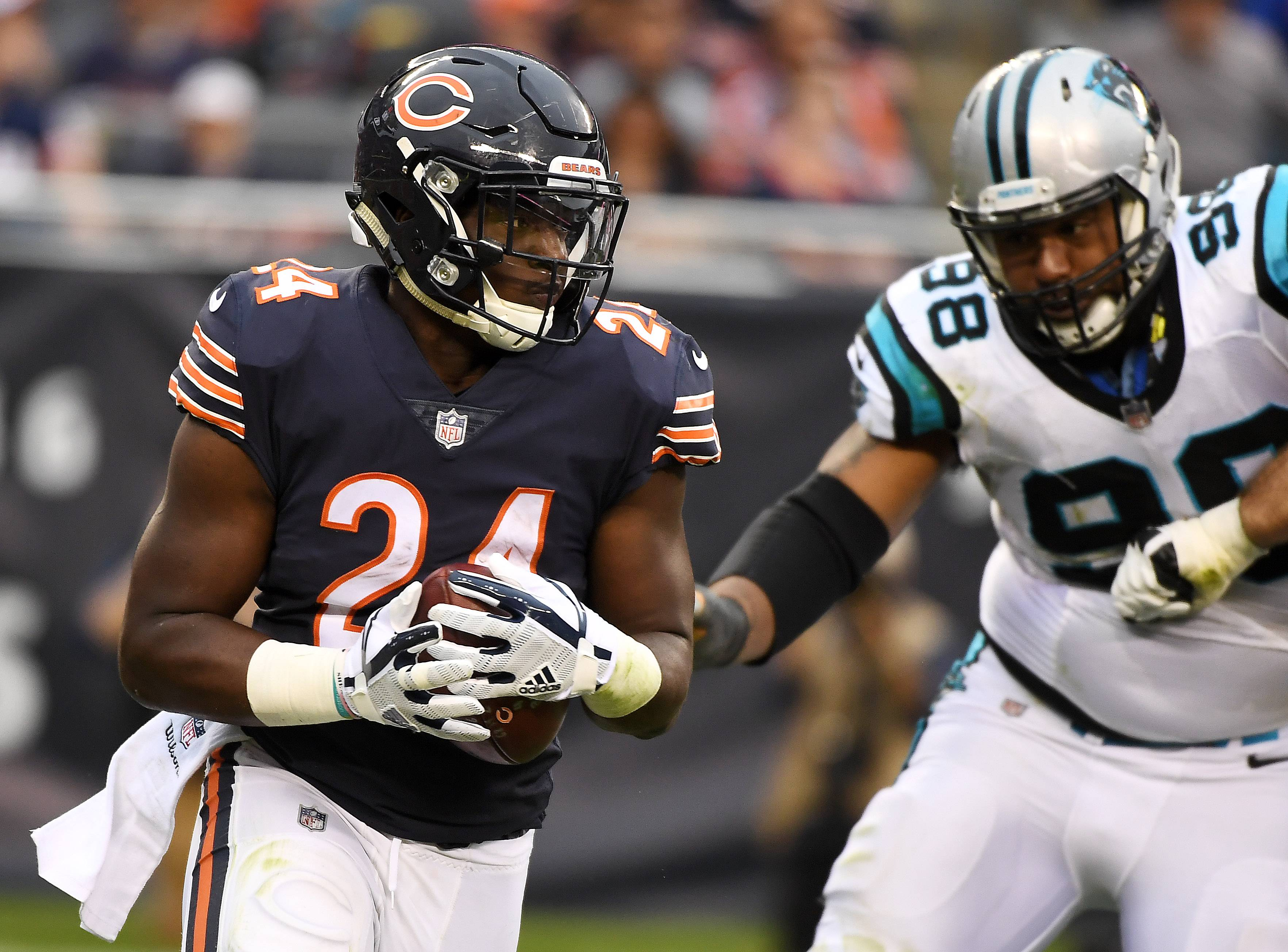 Chicago Bears hope for more success with the run vs. Packers