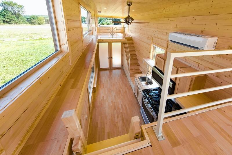 escape homes is building a tiny house resort in south cairo new york - A Tiny House