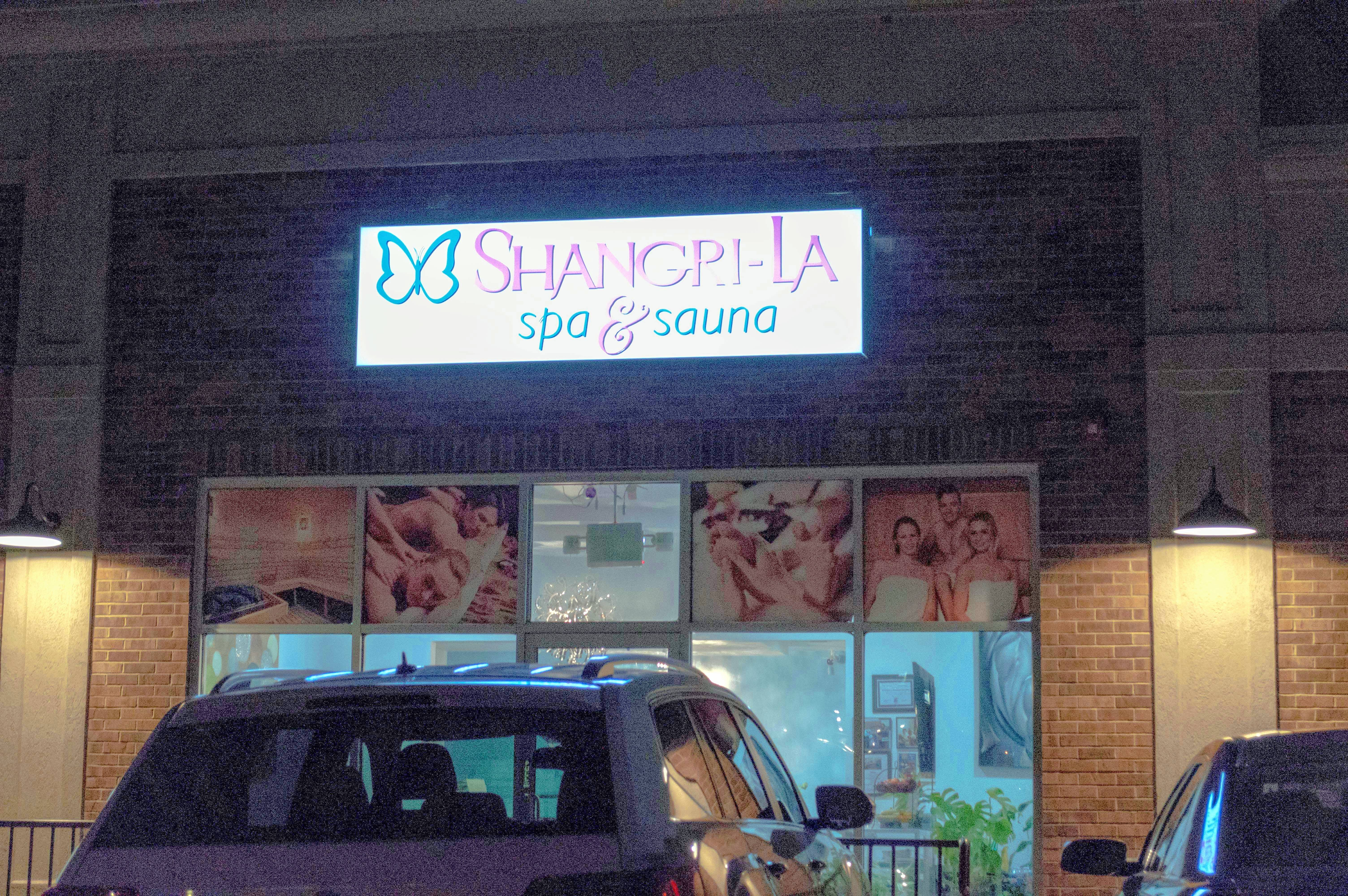 James Fuller/jfuller@dailyherald.comThe Shangri-La Spa & Sauna could become the fifth St. Charles massage business to close because of prostitution allegations.
