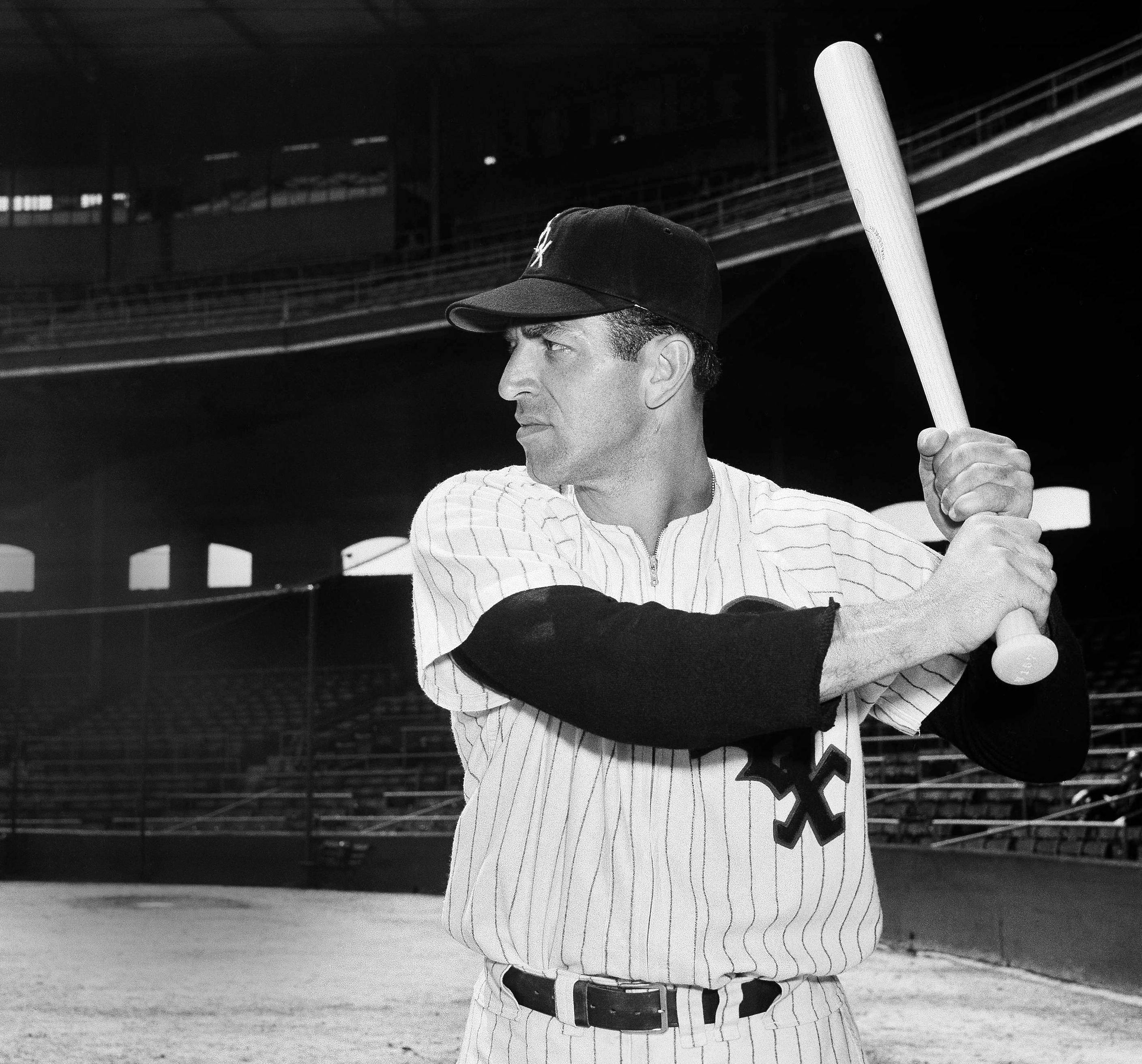Jim Rivera, who played for the Chicago White Sox from 1952 to 1961, died Monday night at age 96. Rivera led the American League in triples in 1953.