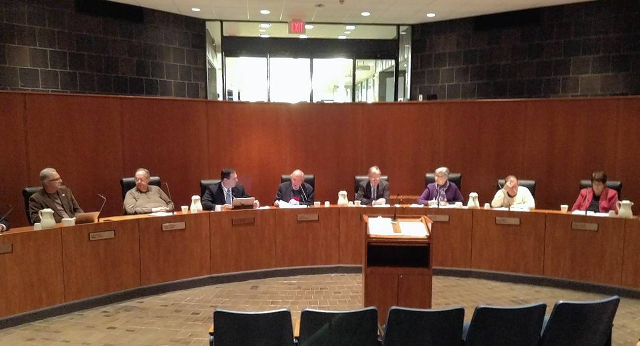 Schaumburg to start streaming village board meetings in January