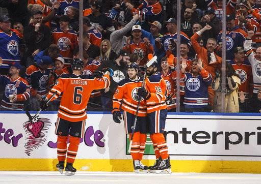 Edmonton Oilers  Adam Larsson (6) 4e5032a59