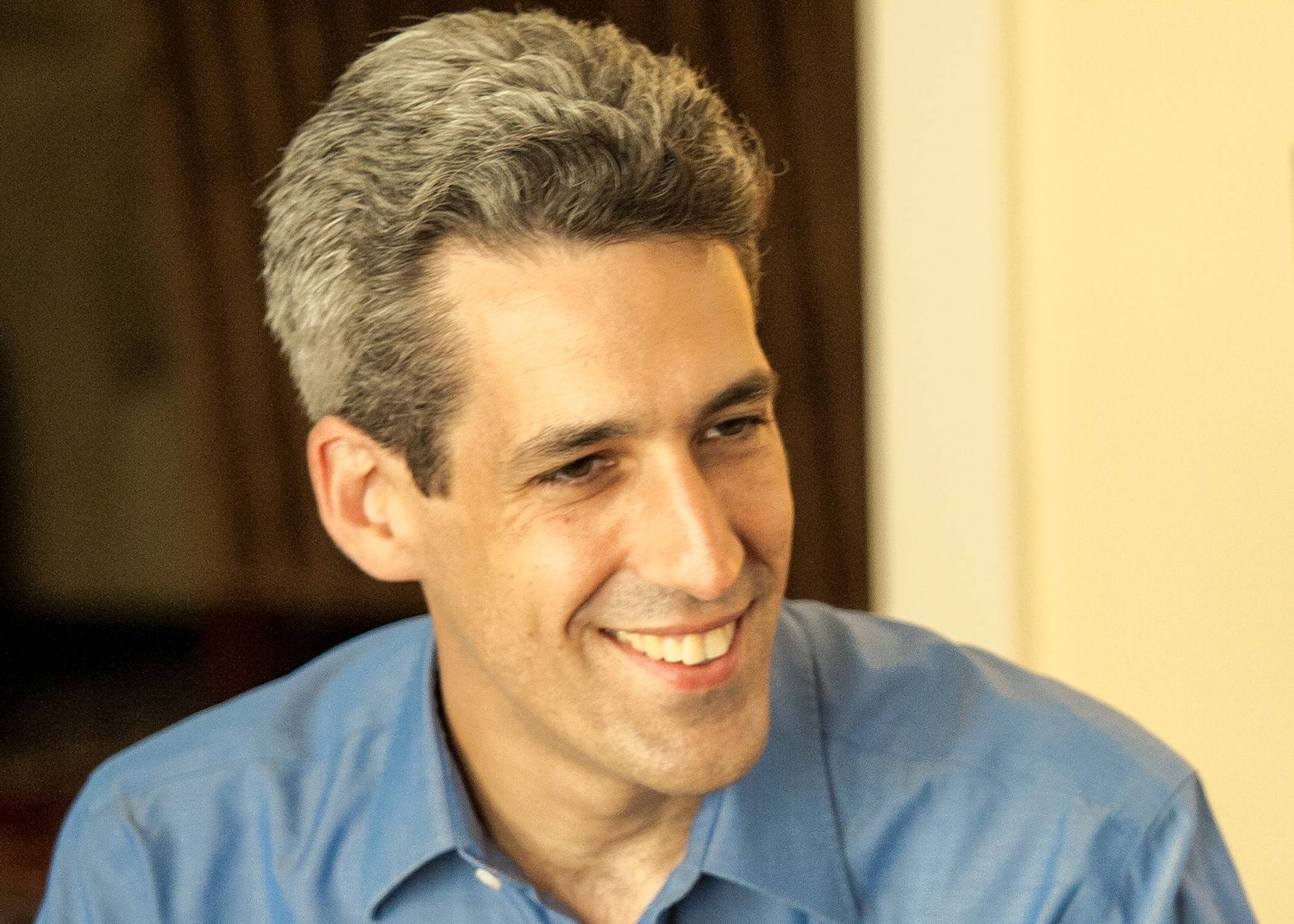 Daniel Biss: Let's decide who government works for