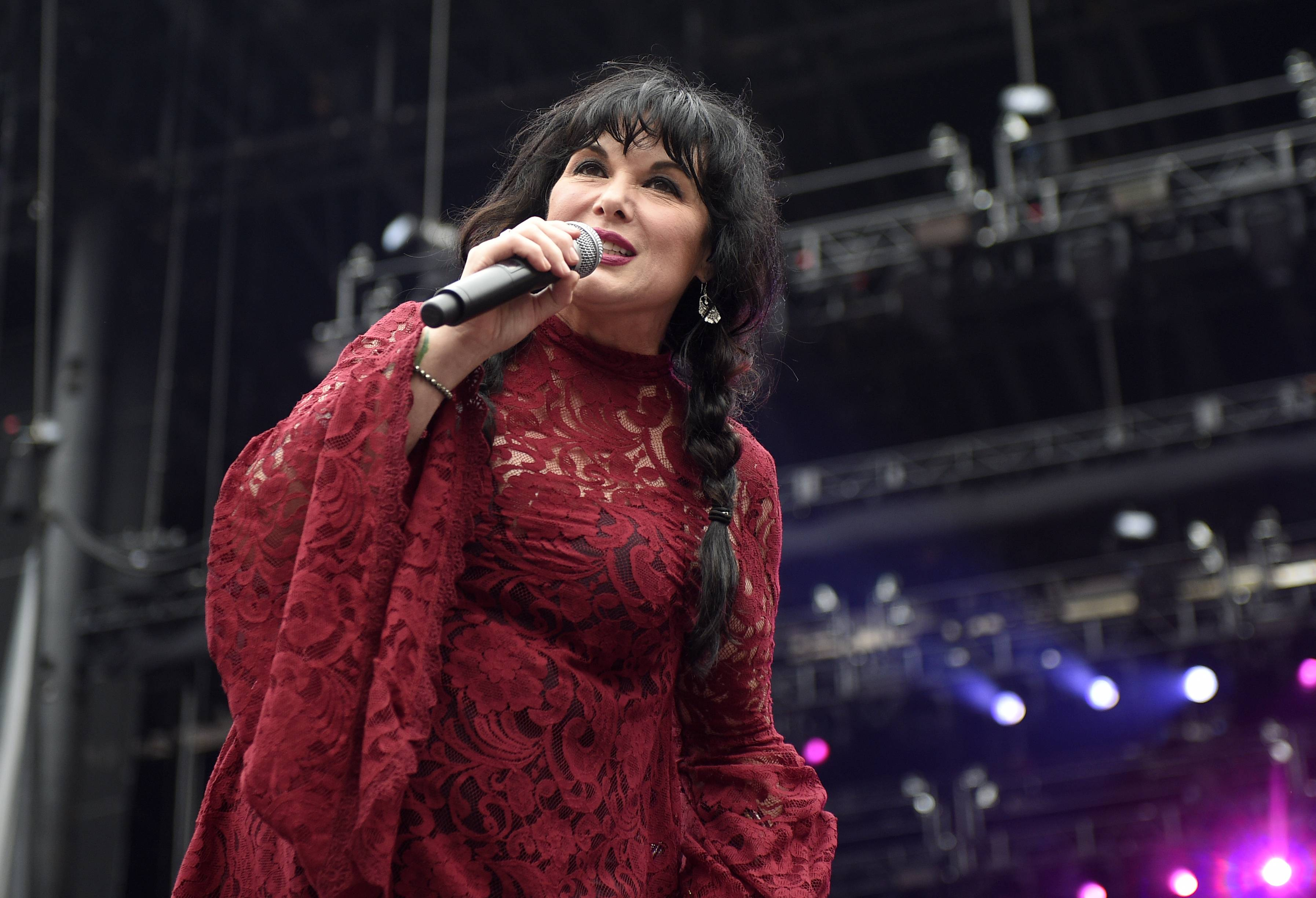 Ann Wilson of Heart will perform Sunday, April 8, at the Arcada Theatre in St. Charles.