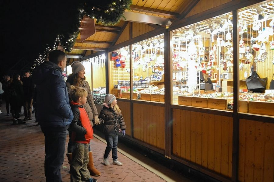 Naperville's Christkindlmarket at Naper Settlement attracted more than 200,000 visitors last year, organizers said.