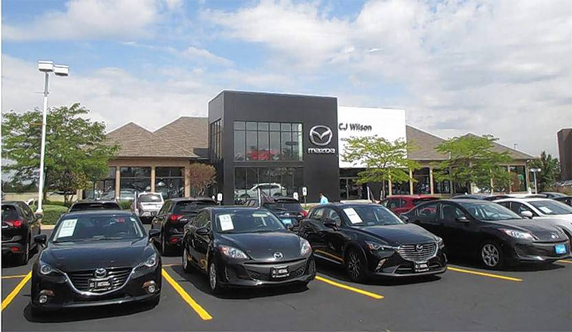 Cj Wilson Mazda >> Maverick Closes On Orland Park Mazda Dealership