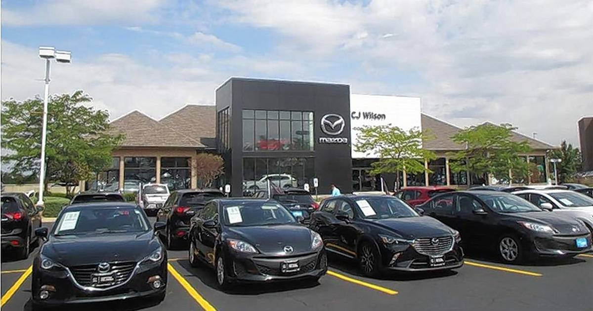 maverick closes on orland park mazda dealership. Black Bedroom Furniture Sets. Home Design Ideas