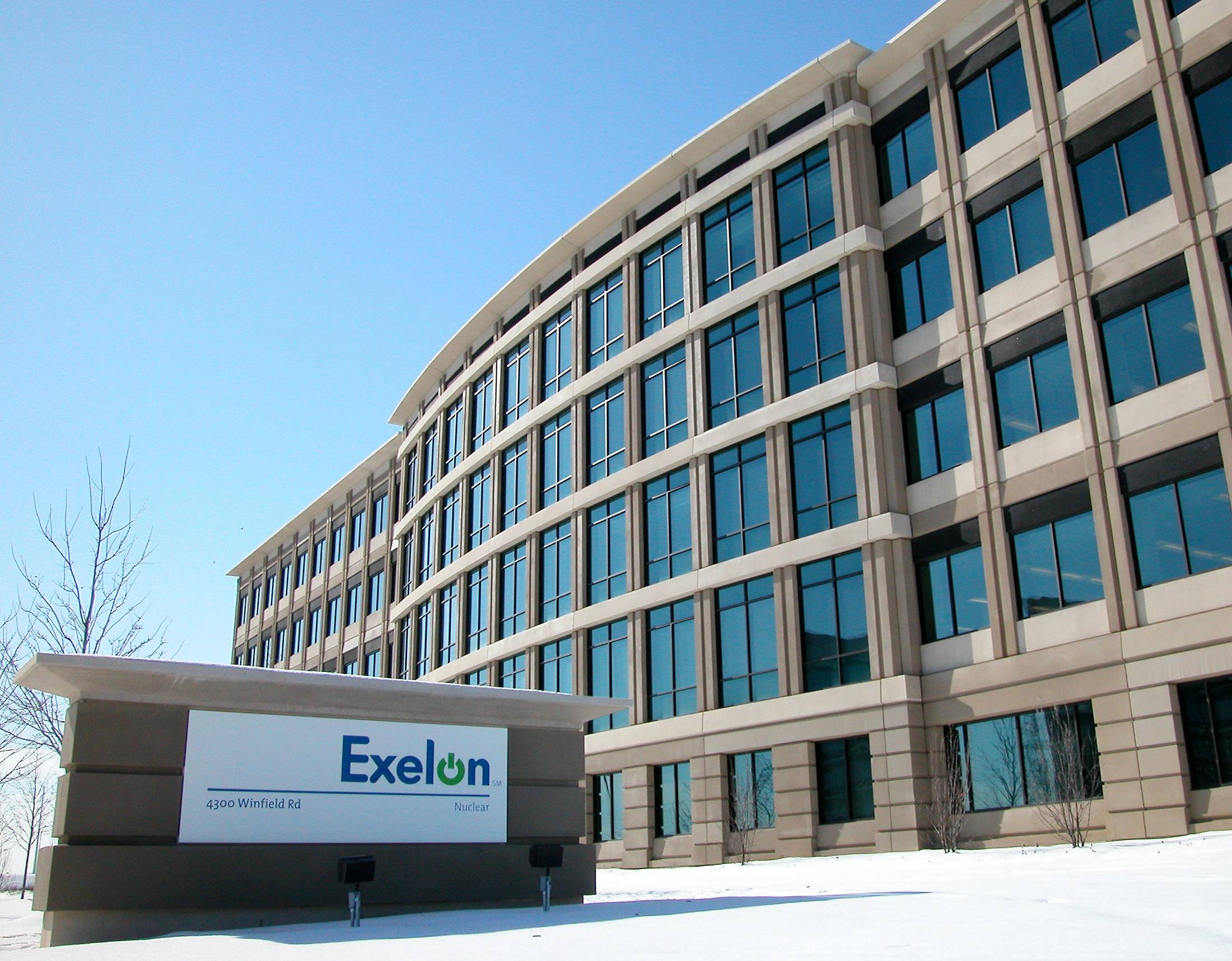 Exelon warrenville il