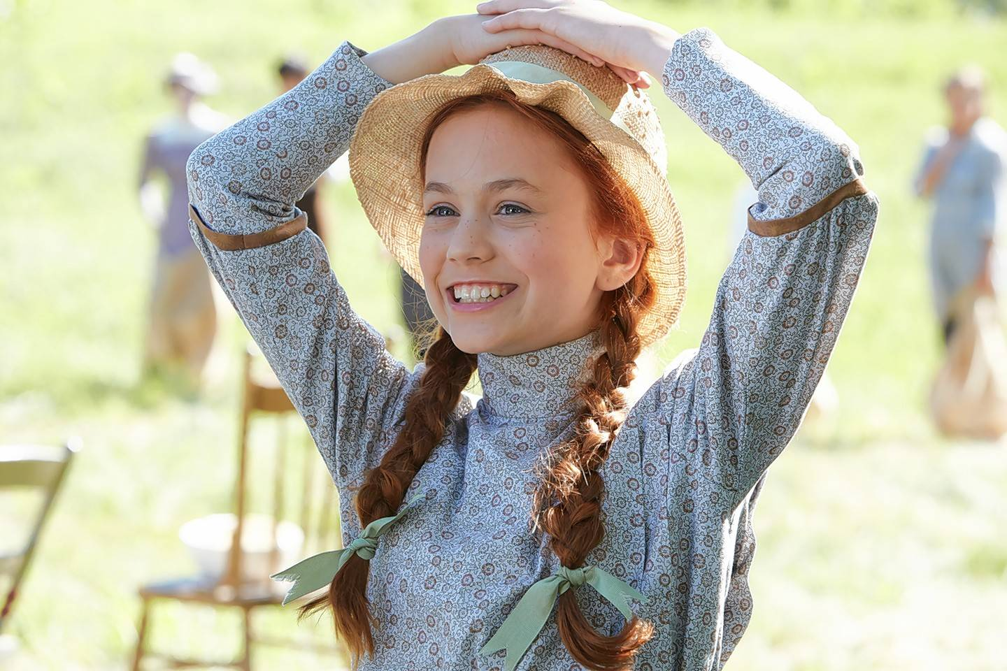 "Ella Ballentine returns in the title role for PBS' ""Anne Of Green Gables — The Good Stars."""