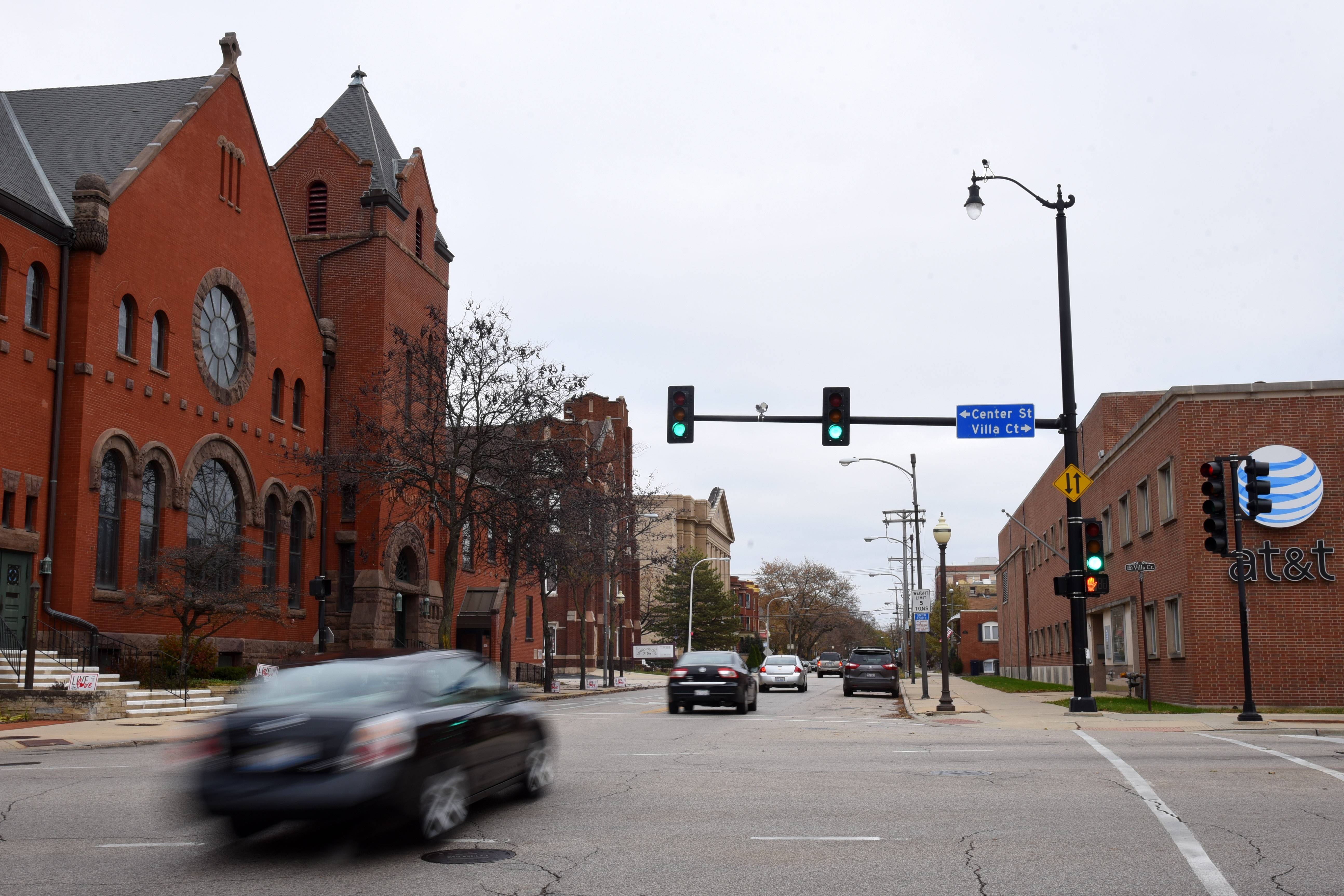The nearly $3 million reconstruction of Chicago Street from Center to Liberty streets is among capital projects budgeted next year in Elgin.