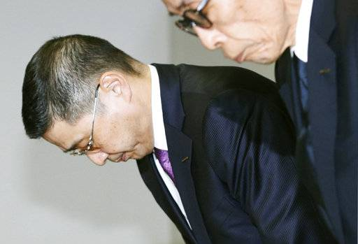 Nissan execs taking pay cuts over bogus vehicle inspections
