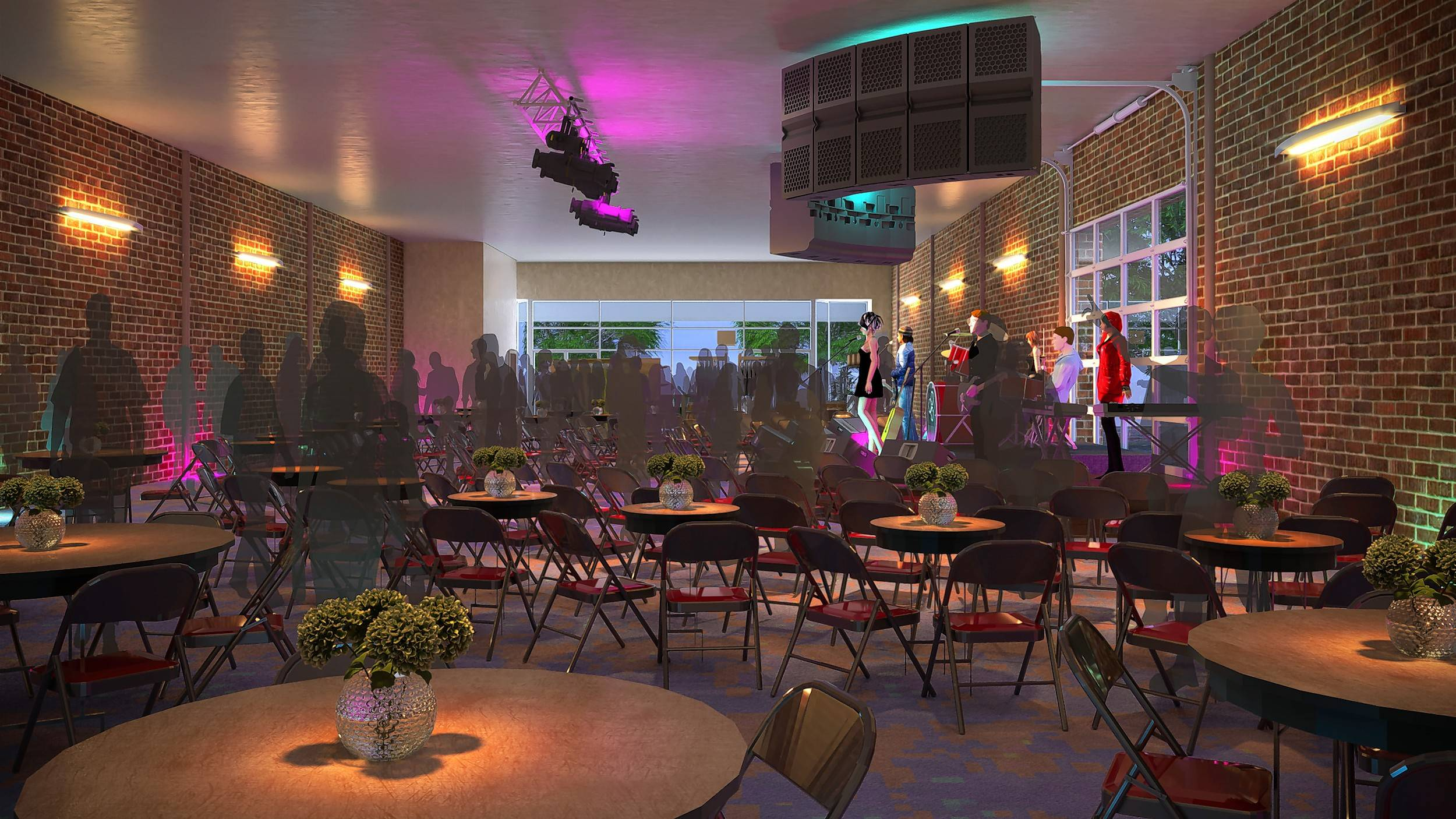 Intimate music venue planned for downtown Aurora