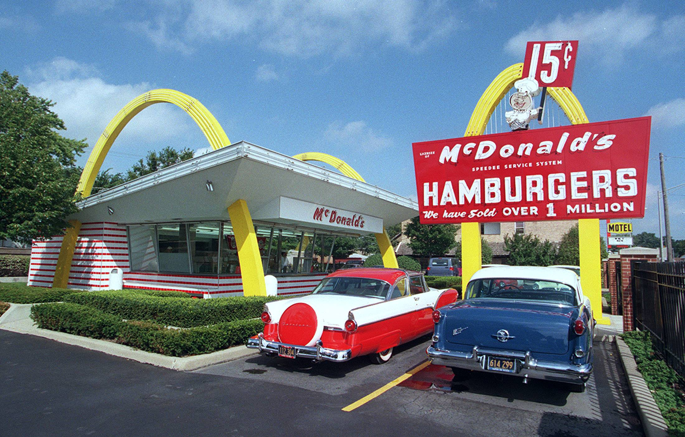 "The McDonald's museum at 400 Lee St. in Des Plaines -- a replica of founder Ray Kroc's first restaurant -- will be demolished, company officials said Monday. The original ""Speedee"" sign will be removed, but where it will be stored or relocated is still unclear."