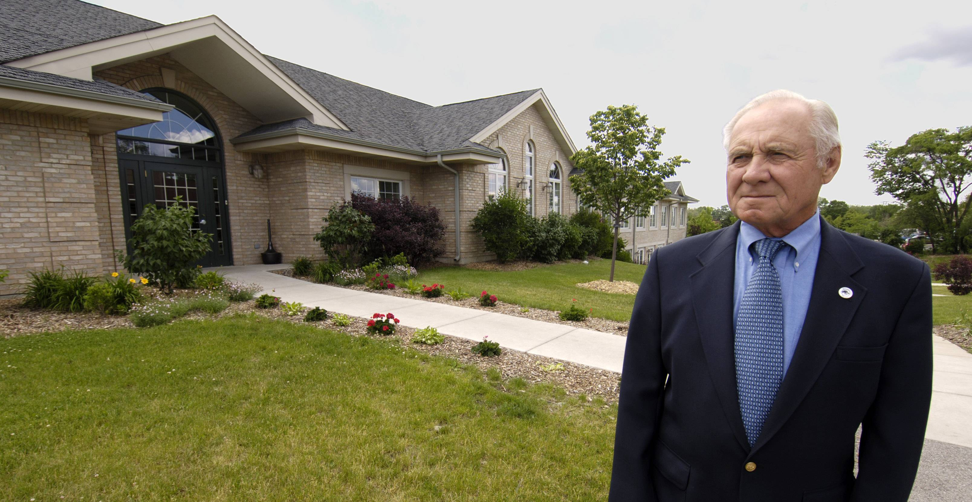 DuPage addiction recovery center founder 'never stopped fighting'