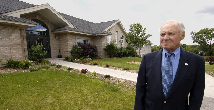 Henry Tews worked to establish Serenity House Counseling Services in Addison, despite being told an alcohol and drug addiction recovery facility wasn't needed in DuPage County. Tews died Saturday at age 83.
