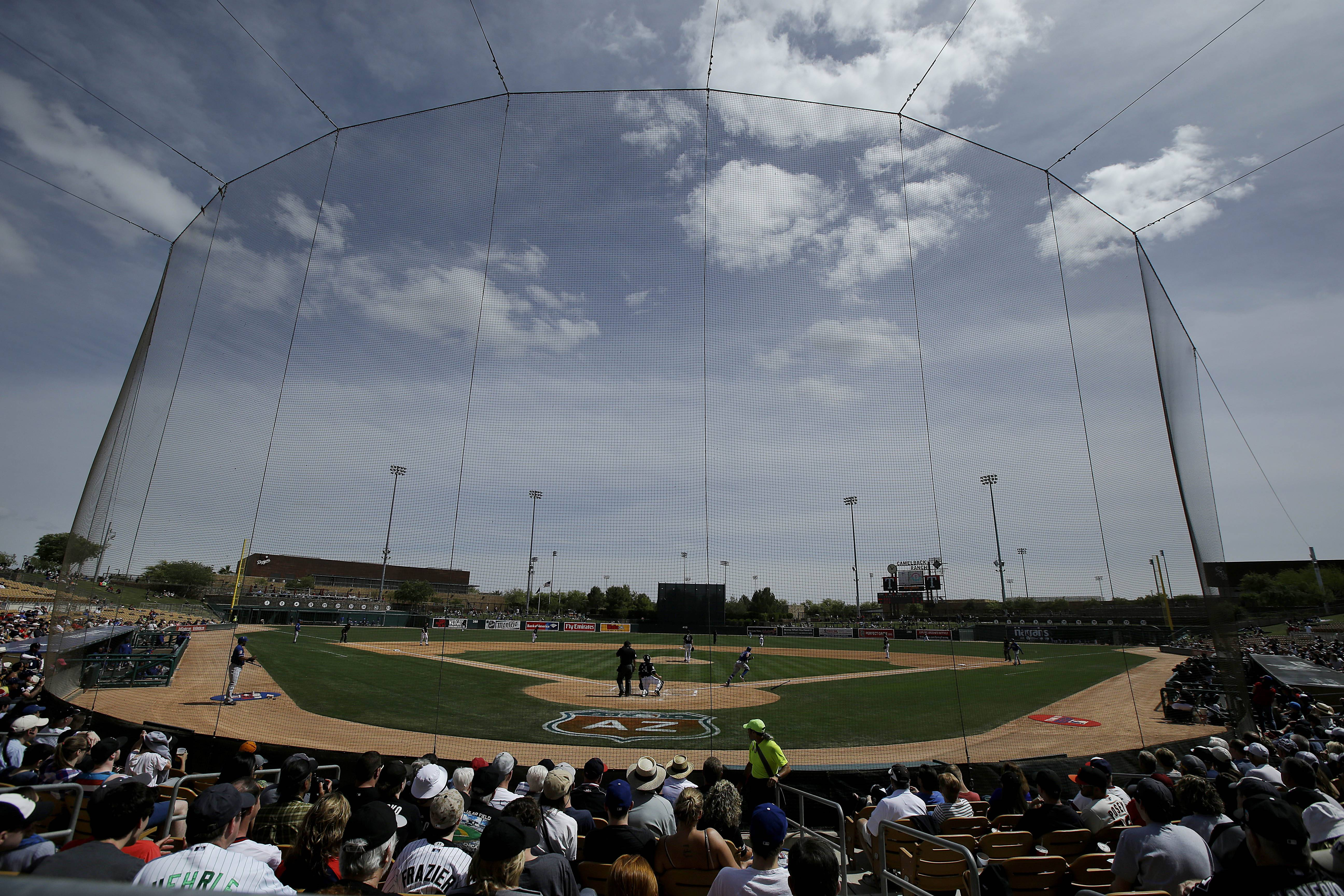 Single game tickets to White Sox Spring Training at Camelback Ranch-Glendale will be available in early January.