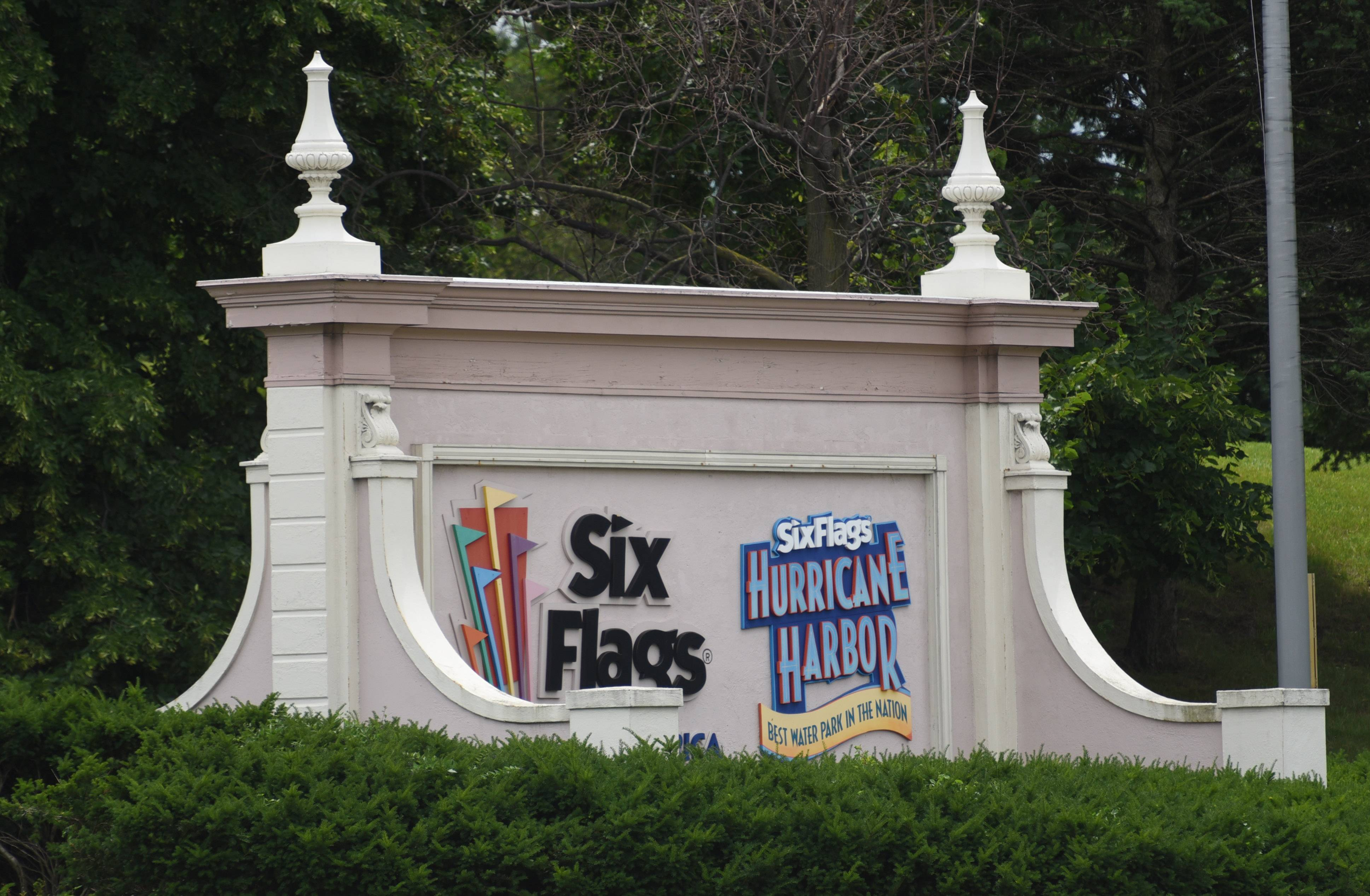 Family sues Great America over attack at park