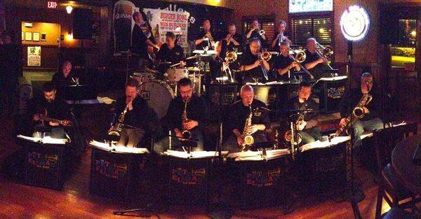 The Pete Ellman Big Band at Mullen's in Lisleunknown