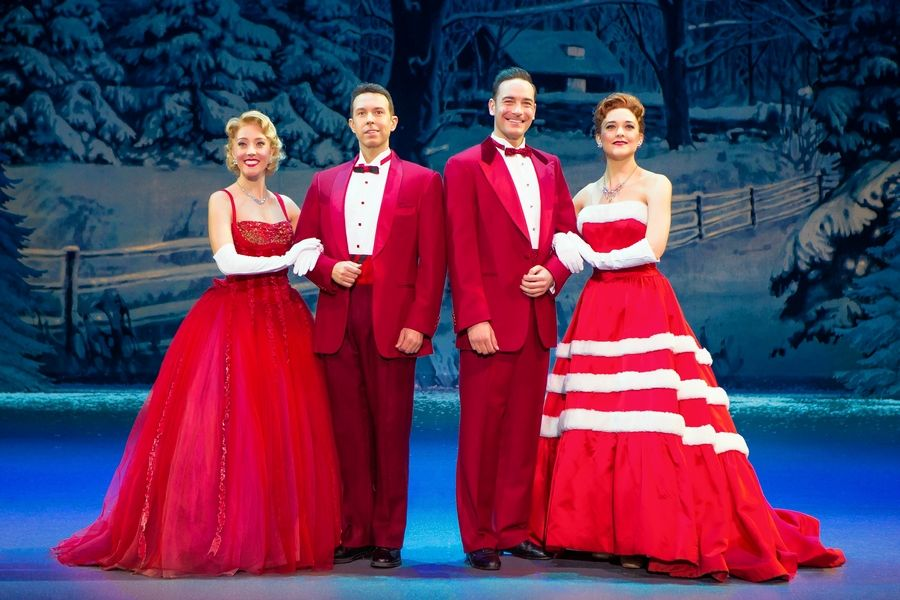 Weekly picks: 'White Christmas' warms Cadillac Palace stage