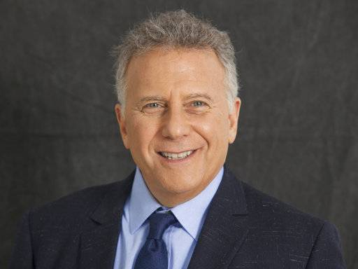 "This Nov. 16, 2017 photo shows actor-producer Paul Reiser in New York. Reiser stars in the Netflix series, ""Stranger Things,"" and produced, co-created and wrote a 7-episode Hulu series, ""There's … Johnny!,� a comedic peek behind the scenes of ""The Tonight Show Starring Johnny Carson� circa 1972. (Photo by Andy Kropa/Invision/AP)"