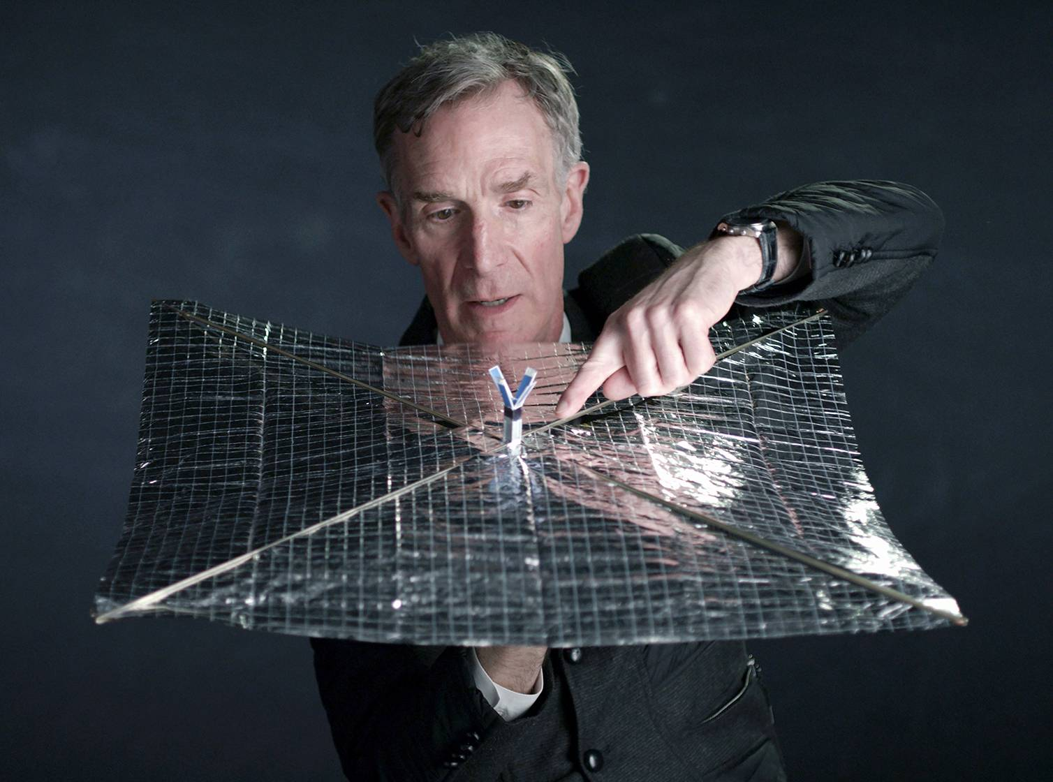 "The documentary ""Bill Nye: Science Guy"" follows Nye's campaign to debunk climate-change deniers."