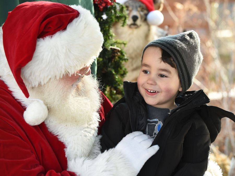 Want to know where to find Santa this year? Check our list of where to find the Jolly Old Elf in the Chicago suburbs this holiday season.