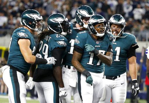 Eagles How They Match Up In Sunday S Week 12